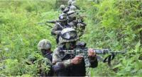 Satgas Pamtas Baku Tembak dengan KKB di Intan Jaya Papua