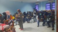 38 Pengungsi Gempa Mamuju Asal Lamongan Tiba di Kampung Halaman