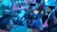 Satukan Cinta Suci, Pengungsi Korban Gempa Sulbar Menikah di Tenda Darurat