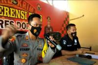 Oknum Polisi Mesum dengan Janda di Ruang Isolasi RSUD Dompu Terpapar Covid-19