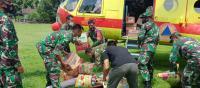 TNI Distribusikan Bantuan Bencana Gempa Sulbar Secara Merata