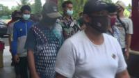 12 Terduga Pelaku Jemput Paksa Jenazah Covid-19 di RSUD Waluyo Jati Serahkan Diri