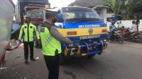 4 Kendaraan Kecelakaan Beruntun di Jalur Pantura Cirebon
