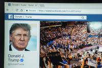 Dewan Pengawas Independen Facebook Akan Tinjau Penangguhan Akun Trump