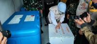 Pemkot Tangerang Terima Jatah 22.280 Dosis Vaksin Corona