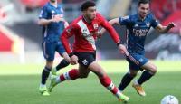 Arsenal Takluk 0-1 dari Southampton di Piala FA 2020-2021