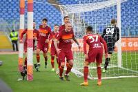 Dramatis, AS Roma Rebut Kemenangan 4-3 atas Spezia