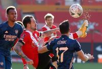 Hasil Piala FA Semalam: Arsenal Tersingkir, Man City Menang Dramatis
