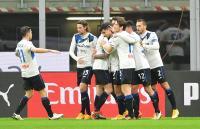 Atalanta Ungguli AC Milan 1-0 di Babak Pertama
