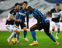Udinese Tahan Inter Milan 0-0 di Babak Pertama