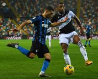 Inter Milan Gagal Bawa Pulang Poin Penuh Usai Ditahan Udinese