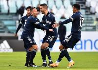 Arthur Melo Bawa Juventus Unggul 1-0 atas Bologna di Babak Pertama