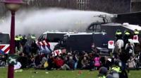 Demo Tolak Jam Malam di Belanda Rusuh, Lebih 100 Orang Ditahan