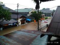BNPB: 2 Orang Meninggal Dampak Banjir di Manado