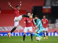 5 Pemain yang Tampil Bagus dan Buruk di Laga Man United vs Liverpool