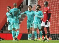 Meski Kandas oleh Man United, Liverpool Tampil Cukup Bagus