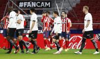 Atletico Madrid Sikat Valencia 3-1 di Kandang Sendiri
