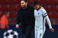 Salam Perpisahan Thiago Silva untuk Frank Lampard