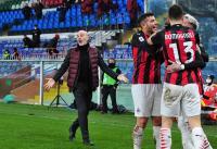 Inter vs Milan, Rossoneri Cari Jalan untuk Bangkit