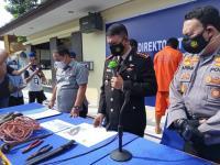 Bajak Kapal Berbendera Liberia di Perairan Riau, 2 Perampok Ditangkap