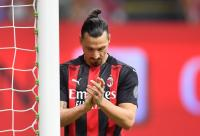 Bikin Milan Kalah dari Inter, Ibrahimovic Minta Maaf