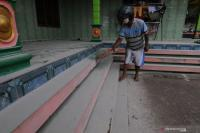 Gunung Merapi Meletus, 4 Desa di Boyolali Diguyur Hujan Abu