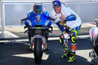 Joan Mir Nantikan Pertarungannya dengan Fabio Quartararo di MotoGP 2021