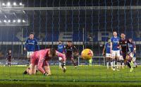 Leicester City Tertahan di Kandang Everton