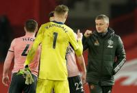 Manchester United Kalah 1-2 dari Sheffield, Solskjaer Cari Alasan