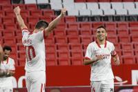 Bantai Valencia, Sevilla Lolos ke Perempatfinal Copa del Rey 2020-2021