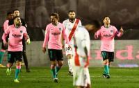 Lionel Messi Motori Comeback Barcelona atas Rayo Vallecano