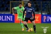 Bermain dengan 10 Orang, Atalanta Singkirkan Lazio dari Coppa Italia