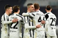 Tanpa Cristiano Ronaldo, Juventus Hajar SPAL Empat Gol Tanpa Balas