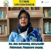 Sempat Ikut Vaksinasi Covid-19, Direktur STIK Makassar Meninggal Dunia