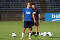 Jeremy Mathieu Nilai Griezmann Salah Jalan Gabung Barcelona