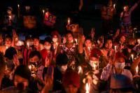 Upayakan Penyelesaian Krisis Politik, Menlu Myanmar Terbang ke Thailand