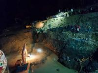 Tambang Emas Ilegal di Sulteng Longsor, Puluhan Penambang Tertimbun