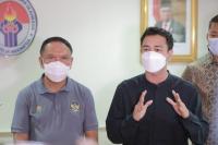 Menpora Sambut Baik Dukungan Raffi Ahmad Kampanyekan Nonton Sepakbola di Rumah Saja
