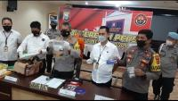Jemput Paket Berisi 1 Kg Sabu, Kakak-Adik Ditangkap
