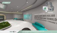 ITS Gelar Karya Desain Interior Secara Virtual Imersif