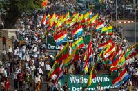 Pelajar, Dokter Myanmar Rencanakan Lebih Banyak Protes Anti-Kudeta