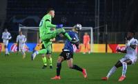 10 Pemain Atalanta Tahan Real Madrid Tanpa Gol di Babak Pertama