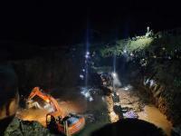 Longsor Tambang Emas Ilegal di Sulteng, BNPB: 3 Orang Tewas dan 5 Masih Dalam Pencarian