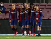 Dwigol Lionel Messi Bawa Barcelona Hajar Elche 3-0