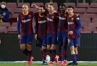 Ronald Koeman Kritik Penampilan Para Pemain Senior Barcelona