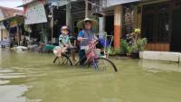 Anak Sungai Bengawan Solo Meluap, 3.592 Rumah di Lamongan Kembali Terendam Banjir