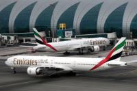 Sensor Mesin Bermasalah, Boeing 777 Mendarat Darurat di Moskow