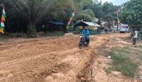 Warga Desa Tolok Sudah Bisa Gunakan Sebagian Jalan Program TMMD