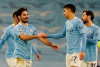 Man City dalam Tren Positif, Bernardo Silva Berambisi Rebut Quadruple Musim Ini