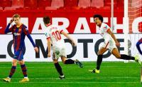 Jelang Sevilla vs Barcelona, Lopetegui Berharap Semua Pemainnya Bugar